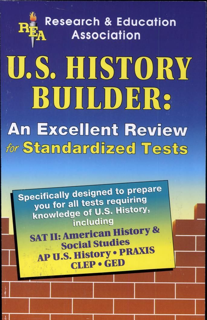 the united states history test questions Over 10,520 us history trivia questions to answer play our quiz games to test your knowledge this is a quiz about various aspects of united states history.