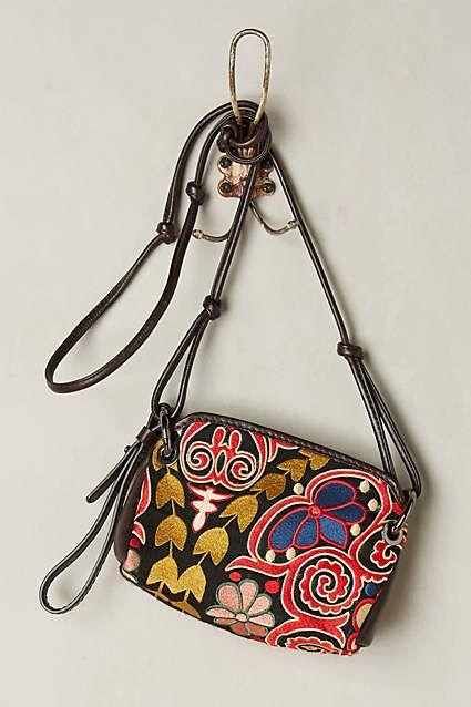 Cortile Crossbody Bag - anthropologie.com