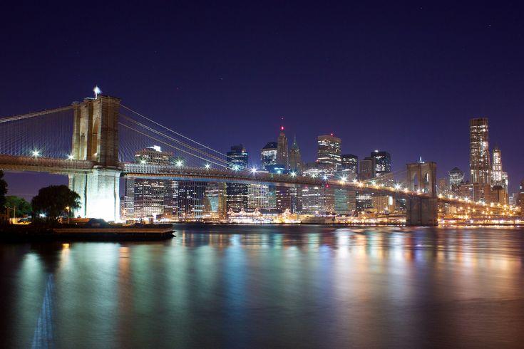 Brooklyn Bridge - foto: Jiuguang Wang