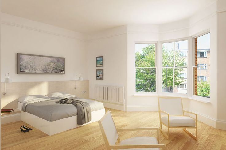 Cranfield Road - Main Bedroom interior design proposal