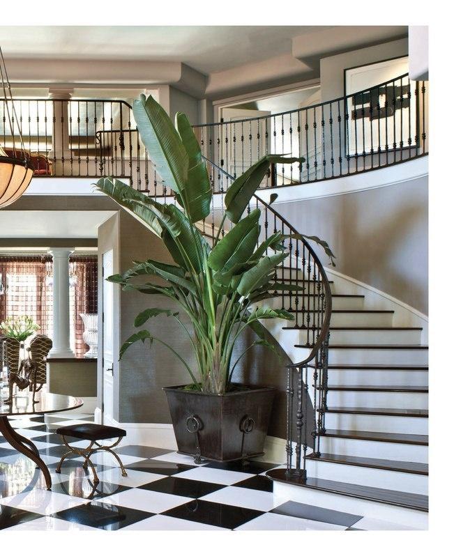 Kardashian House Foyer : Interiors august september page kris jenner