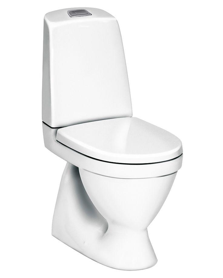 WC-istuin Nautic 1500 - S-piilolukko, Hygienic Flush
