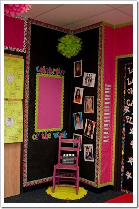 This blog has lots of good ideas for your classroom.