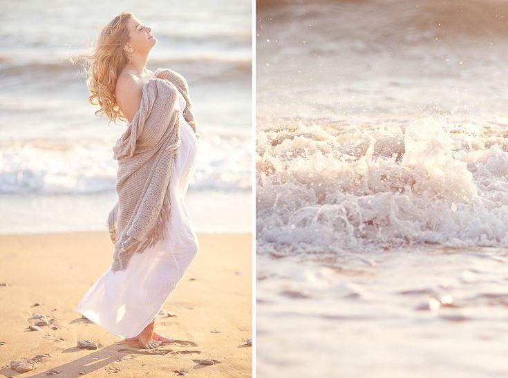 Sunny pregnancy moments : Anastasiia Krivenok