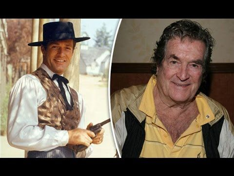 Hugh O'Brian on being cast on The Life and Legend of Wyatt Earp - YouTube