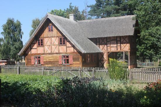 Muzeum Budownictwa Ludowego w Olsztynku