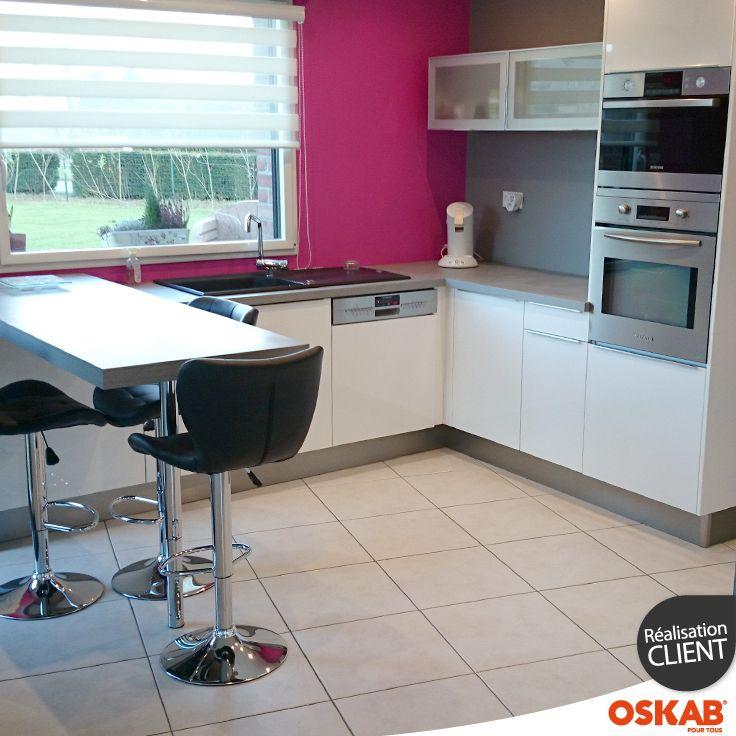 les 95 meilleures images propos de cuisine quip e ouverte oskab sur pinterest pastel. Black Bedroom Furniture Sets. Home Design Ideas
