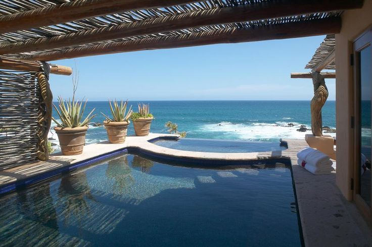 Romantic Beach Getaway  in Mexico: Esperanza Resort