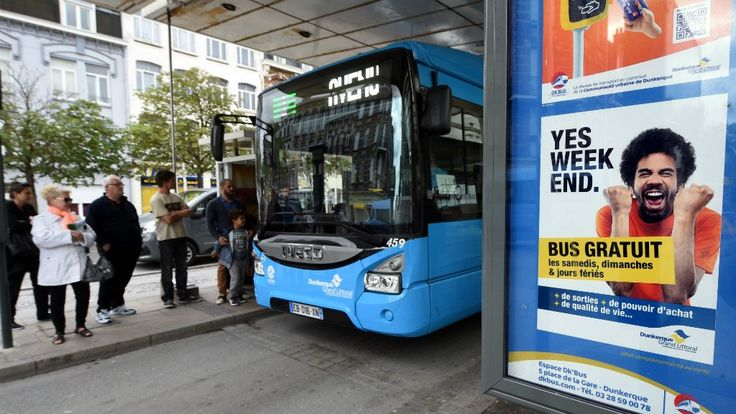 #FRANCE #SWD #GREEN2STAY To fight traffic congestion, pollution and other challenges that plague modern cities, an increasing number of French towns are choosing to make their public transport networks completely free.