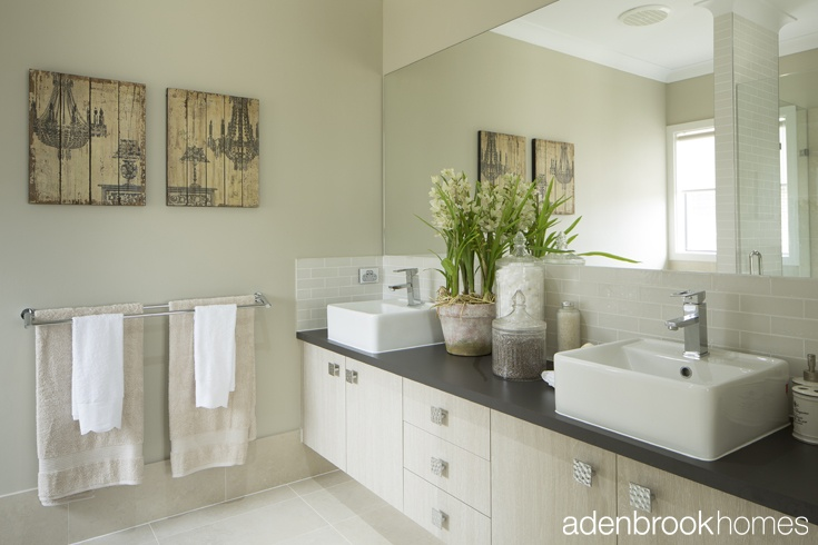 Modern Classic Bathroom by Windemere Interiors