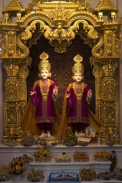 BAPS Shri Swaminarayan Mandir - Toronto - Mandir Information