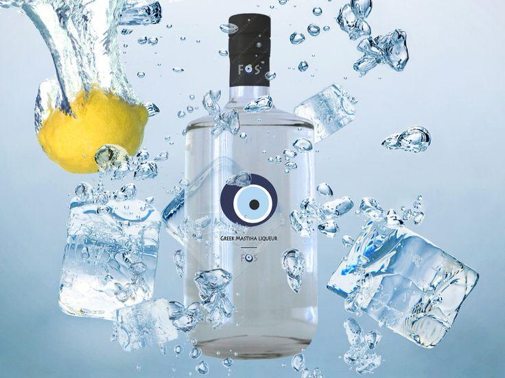 Greek Mastiha liqueur FOS