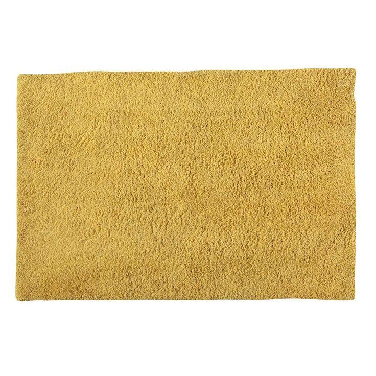 Tappeto giallo 120x180 cm Vintage bathroom sinks