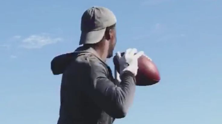 WATCH: Vikings' Teddy Bridgewater back on the field throwing = [video] Minnesota Vikings quarterback Teddy Bridgewater is less than a year removed from a gruesome injury that had many wondering if he'd ever be able to step back onto the football field in live action. He appears to be making a ton of progress toward a return…..