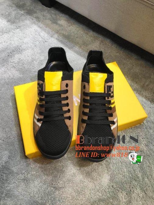 8953f64f4041 ブランド靴コピーFendiフェンディメンズ靴2019新作☆ブランドスニーカー紳士靴オシャレの