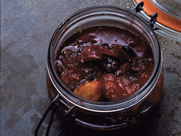 Nigel Slater's Hot, Sweet Plum Chutney | Serious Eats : Recipes