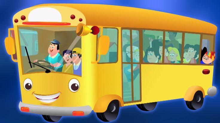 Ruedas en el autobús | Cartoon para los niños | canción infantil popular | autobús Amarillo #Toddlers #Kids #Babies #Parenting #Preschoolers #funnyrhymesforkids #kidsrhymessongs #Kindergarten #rhymes https://youtu.be/FtxOS4Y1KGQ