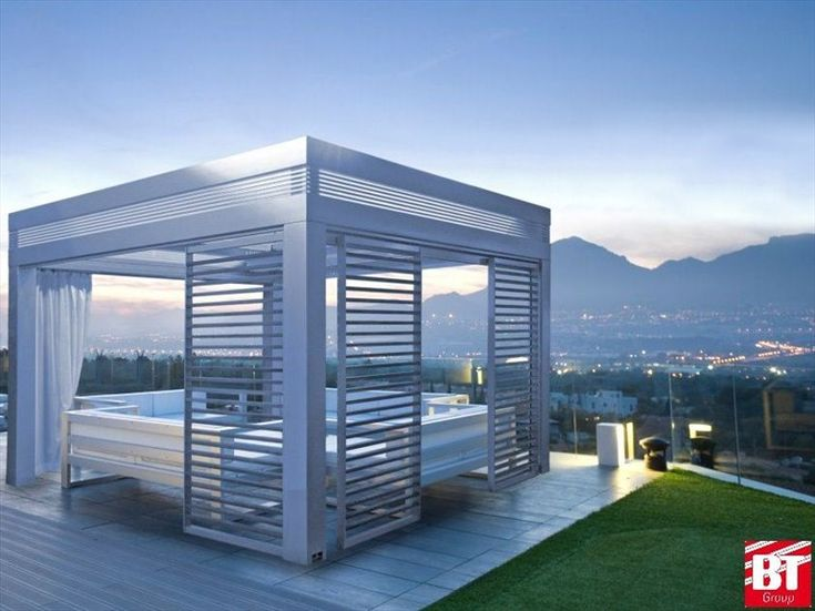 17 best images about aluminum pergola on pinterest patio contemporary home design and geneva for Pergola aluminium design