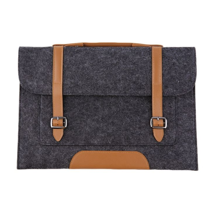Fashion 13 inch Woolen Felt Laptop Cover Case Notebook Sleeve Bag Pouch For Apple Macbook Pro Air for laptop tablets notebook-in Laptop Bags & Cases from Computer & Office on Aliexpress.com | Alibaba Group