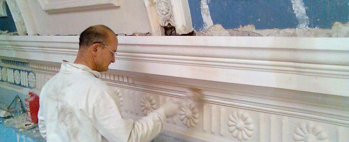 RYEDALE PLASTERERS - specialists in lime, plasterwork & cornices