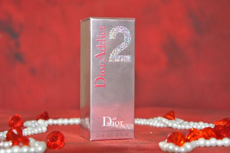 DIOR Addict 2 EDT 20ml. Discontinued, Very Rare. NEW IN BOX, SEALED. All my fragrances are guaranted 100% genuine and authentic. | eBay!
