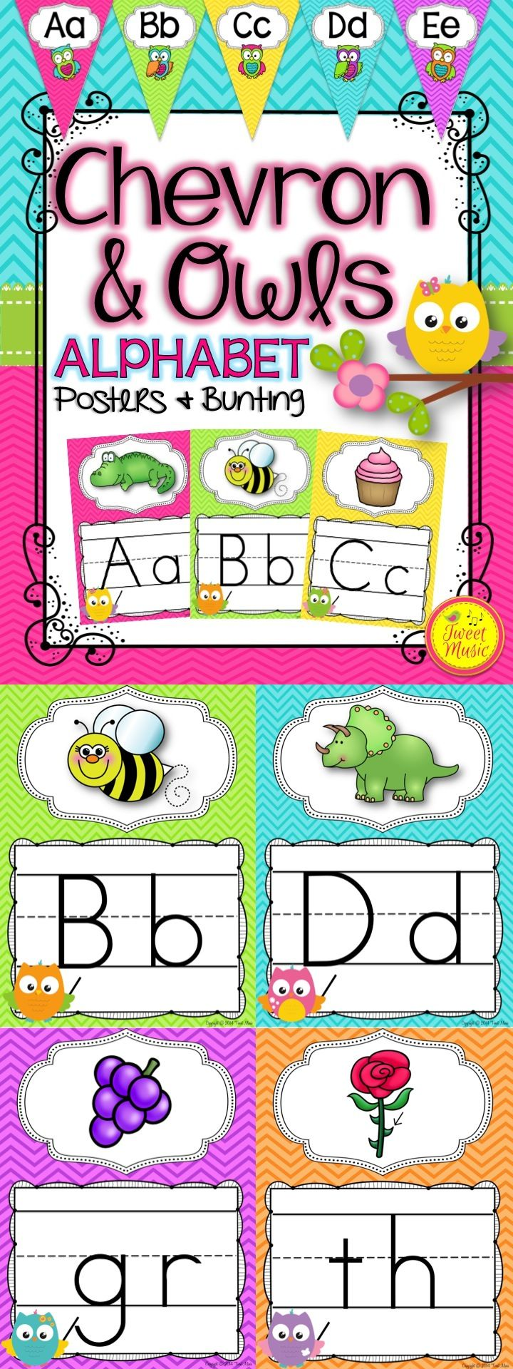 Classroom Alphabet Decor ~ Best chevron alphabet ideas on pinterest embroidery