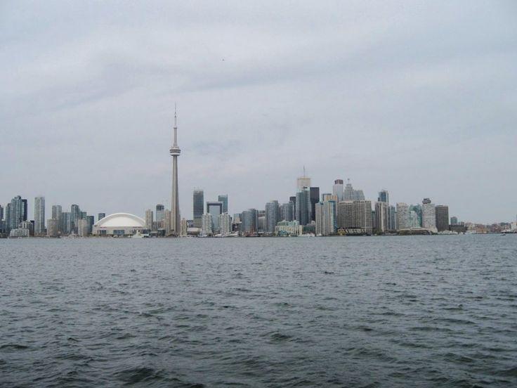 Un week-end bien rempli à Toronto, Ontario, Canada.