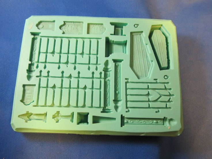 I've been a Hirst Modeler for well over a decade and am letting some little used molds go. This mold hasbeen well taken care of, and is in good condition with no nicks or tears. This mold in particular was designed with Resin casting in mind due to the small and intricate pieces. | eBay!