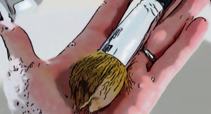 Makyaj Fırçaları Nasıl Temizlenir? - Temizlenir.com