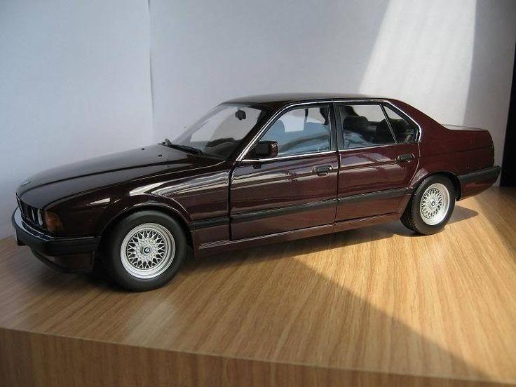 118 Minichamps BMW 730i E32 Very Rare