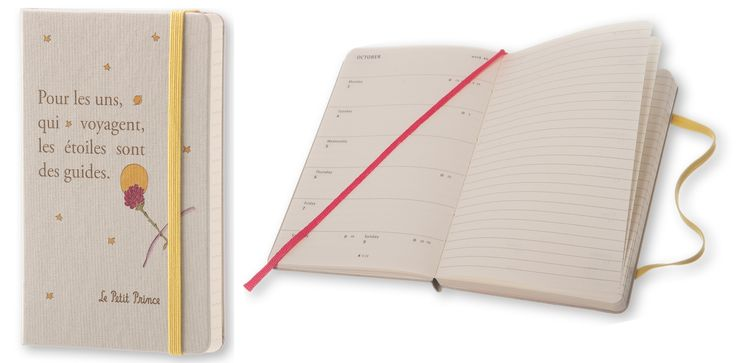 "http://www.revelist.com/career/best-daily-planners/3614/Keep your day-to-day *organisé* with a ""Le Petit Prince""-themed planner from Moleskine./1/#/1"