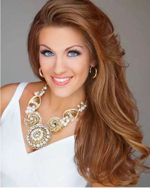 Miss America Betty Cantrell of Georgia grew up hunting and says she can 'skin a rabbit, clean a deer, all those great things every girl should know.'