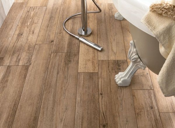 Wood Tile Flooring Designs