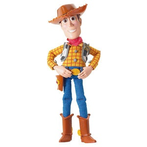 Toy Story 3 Talking Woody Figurine