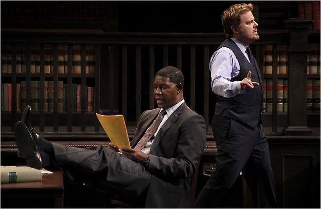 David Mamet's play Race on Broadway