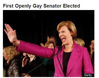 Openly Gay Senators 64