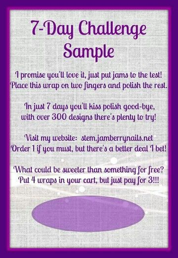 8 curated jamberry fun ideas by kainuin being green for Jamberry sample card template