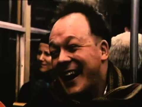 Короткометражка о человеке, который за 10 минут смог рассмешить всех людей в вагоне метро