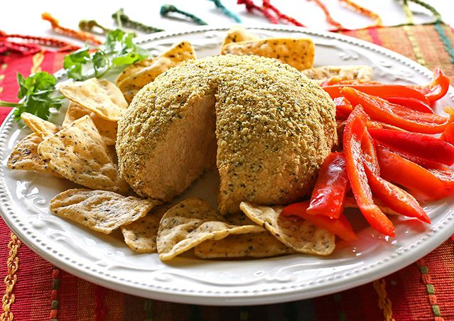 """<p>This Mexican Cheese Ball is great for holiday get togethers and can totally be made ahead of time!</p> <p>The holidays are here and that means lots of parties and lots of food. If you're asked to bring an appetizer, this Mexican Cheese Ball is perfect. </p> <p> read full post on <a href=""""http://www.the-girl-who-ate-everything.com/2015/12/mexican-cheese-ball.html"""" target=""""_blank"""">The Girl who Ate Everything</a>.</p>"""