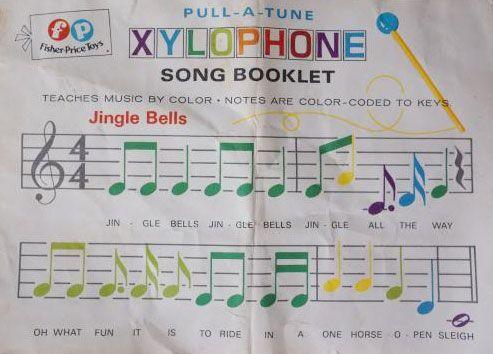 jingle bells xylophone