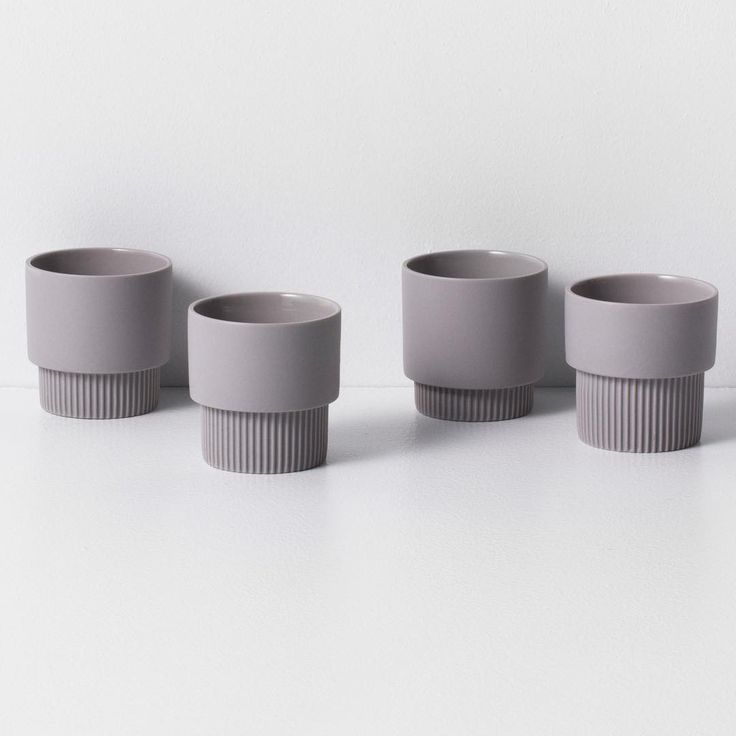 Groove Espresso cup / Ferm Living