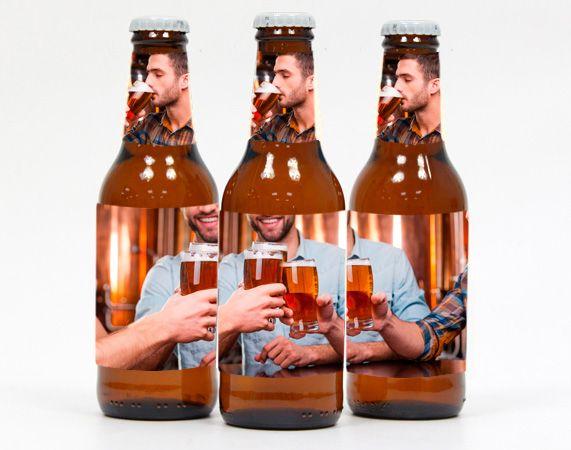 Cerveza sin alcohol personalizada