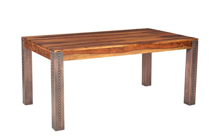 Take a look at this great Copper Clad Dining Table I found at UFO!