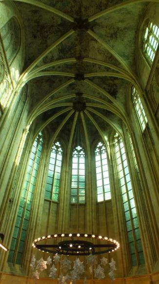 Maastricht - in der Bibliothek, Foto: S. Hopp