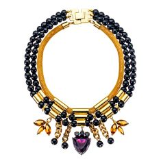 NAT KENT | The Domina Necklace. $139.00, available at www.natkent.com.au