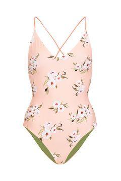 Posie Reversible Swimsuit