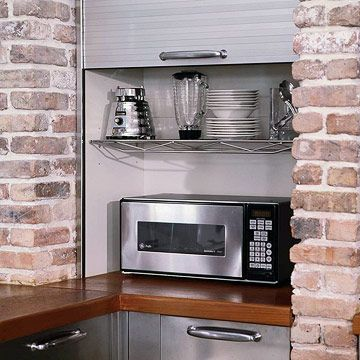 17 Best Images About Appliance Garage On Pinterest