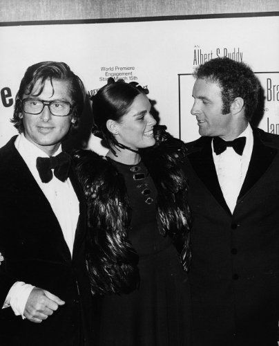 James Caan, Robert Evans, and Ali MacGraw at an event for The Godfather (1972)