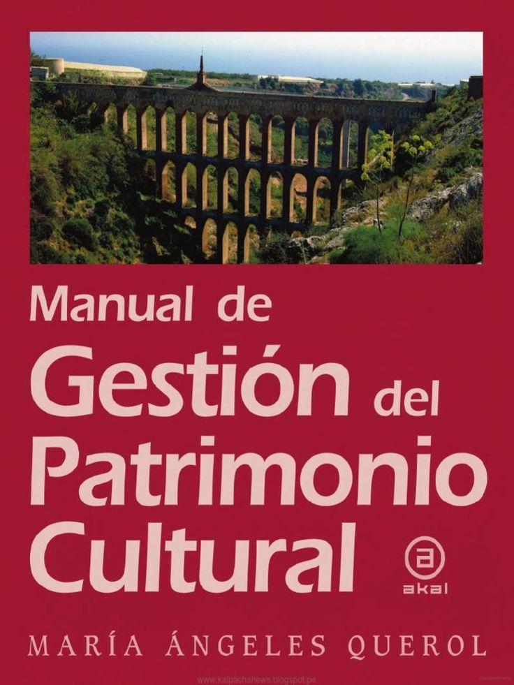 I'm reading Manual de Gestion Del Patrimonio Cultural on Scribd