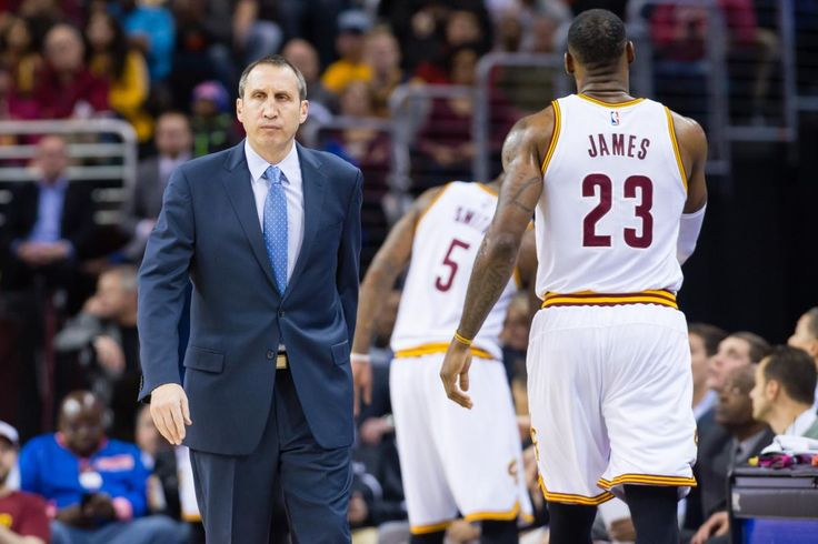 How David Blatt never stood a chance with LeBron James and his camp -  By Adrian Wojnarowski, Yahoo Sports 20160122